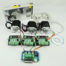 <b>CNC</b> Router <b>Kit</b> 3 <b>Axis</b>, 3pcs TB6560 <b>1 axis</b> stepper motor driver + ...