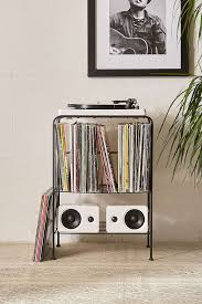 Whilst looking for vinyl storage solutions recently (we have a bit of a  problem), I came across a few adorable vignettes of ways to store a  collection and ...