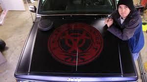 How to Install a Large <b>Vinyl Decal</b> or Hood Sticker | Applical.com ...