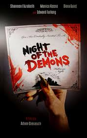 night of the demons 2009 review