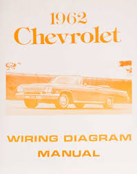 1962 chevrolet impala parts literature, multimedia literature 1964 Chevy Truck Wiring Diagram at 1962 Chevy Impala Wiring Diagram