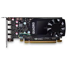 <b>Видеокарта Dell nVidia Quadro P1000</b> 4Gb 490-BDXO купить ...