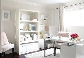 home office home.  Office Pretty Home Office Stylish Feminine Office  Design With Home Office