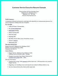 comely csr resume objective and customer service resume buzzwords example of a well written resume
