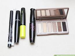 apply great makeup for brown eyes