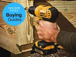 The Best Cordless Drills You Can Buy Business Insider