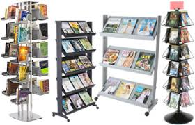Literature Display Stands Canada Book Stands Book Holders for Bookstore Library Use 2