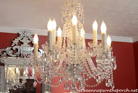 breathtaking decorative chandelier candle covers with resin covers