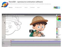 They can also save the animation in animated image file and video. 15 Best 2d Animation Software Free Premium 2021