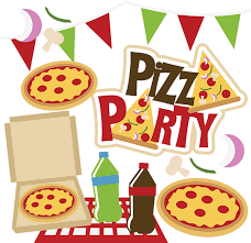 pizza party clipart black and white. Wonderful Black For Pizza Party Clipart Black And White R