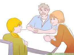 how to have a good family life steps pictures wikihow image titled have a good family life step 2