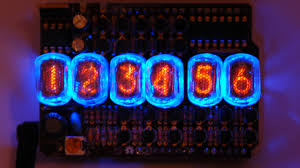 Limited first run Arduino shield compatible six-digit clock using rare and  eclectic IN-17 Nixie Tubes.