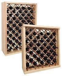 Woodwork Individual Diamond Bin Wine Rack Plans PDF Plans