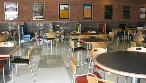 office cafeteria. Office Cafeteria D