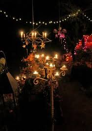 halloween party lighting. want those string lights for the backyard halloween party need some purple and green too lighting