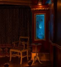 haunted house lighting effects. haunted houses have gone over the top in quest for guts gristle and gore but alvarado caverns mystery theater los angeles offers a clever house lighting effects
