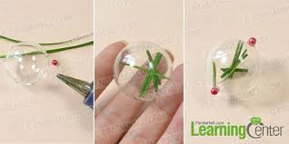 Small Picture Easy DIY Home Dcor Ideas How to Make Glass Bead Plant Dcor