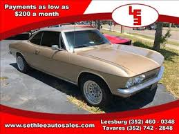 chevrolet corvair for new hampshire carsfor com 1967 chevrolet corvair for in tavares fl