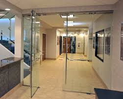 frameless glass dc commercial glass
