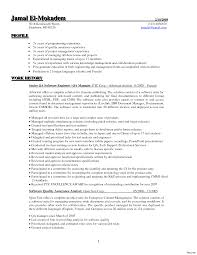Project Controls Resume Examples Cover Letter Quality Control Examples Templates Inspector For Resume 42
