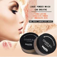 halo mágico marca transpirable 55g botella de lujo de control de aceite base de maquillaje cara corrector de larga duración en p