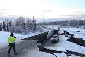 Depth of Alaska earthquake — and ...