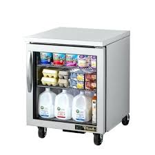 undercounter refrigerator glass door find s and check inventory without opening door commercial undercounter refrigerator glass