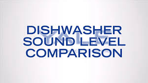 Sound Level Comparison Chart Dishwasher Sound Level Comparision