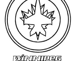 Small Picture Nhl Team Logos Coloring Pages Nhl Teams Coloring Pages Hockey