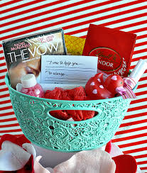 valentine s baskets