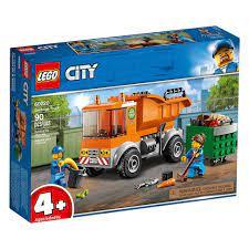 LEGO CITY 60220 Xe Tải Chở Rác ( 90 Chi tiết)