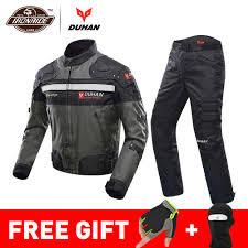 <b>GHOST RACING Motorcycle Jacket</b> Men Moto Jacket +Motorcycle ...