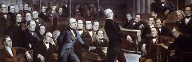 compromise of u s presidents com speaker of the house of representatives henry clay addressing the senate