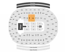 Joe Louis Arena Seating Chart With Rows Seating Chart Released For Little Caesars Arena In Detroit