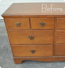 centsational girl painting furniture. Dresser Before Left Centsational Girl Painting Furniture A
