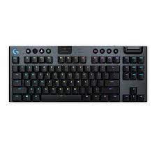 Bàn phím Logitech G913 TKL Lightspeed Wireless – GEARVN.COM
