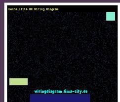 honda elite 80 wiring diagram wiring diagram 175247 amazing