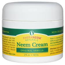 Organix South, TheraNeem Naturals, Neem Cream, Original Vanilla, 2 ...