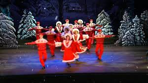 white christmas at the lowry 2016