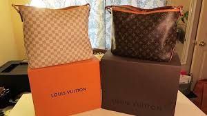 louis vuitton graceful. louis vuitton delightful pm (old model) vs (new mm louis vuitton graceful