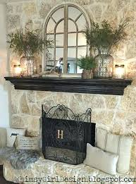 over the fireplace wall decor recommendations mirror wall decoration ideas living room fresh decorating mirror over