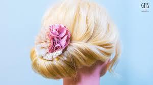 浴衣の髪型ミディアムアレンジ簡単なやり方を動画でチェック 日々ノート