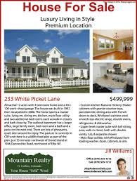 realtor open house flyers real estate flyers realtyjuggler