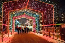 Zoo Lights Hours Washington Dc Zoolights At Lincoln Park Zoo Awesome Family Events In