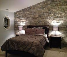 Captivating Stoned Wall In Bedroom Belgrade Stack Ease Ju0026N Stone