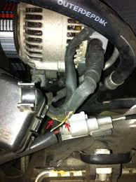 2002 lexus alternator wiring wiring diagram alternator wire harness severed wire pic included clublexusalternator wire harness severed wire pic