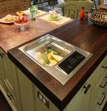 Creative Diy Countertops Diy Copper Countertop With Sink Best Copper Kitchen Countertops