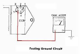 chrysler electronic ignition system ignition module and sensor testor perform control module test section 3 using the magnetic reluctance pick up hookup on page 3 9 of the tester manual