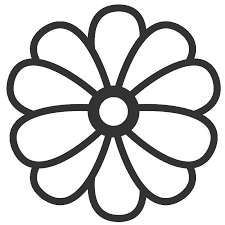 Small Picture Daisy Flower Coloring Pages Coloring Home