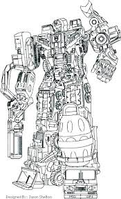 Transformers Coloring Pages Coloring Transformers Coloring Pages